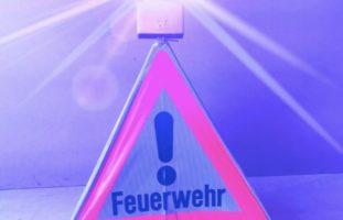 Kanton Schwyz - Wassereinbrüche in Häuser und Strassen überflutet