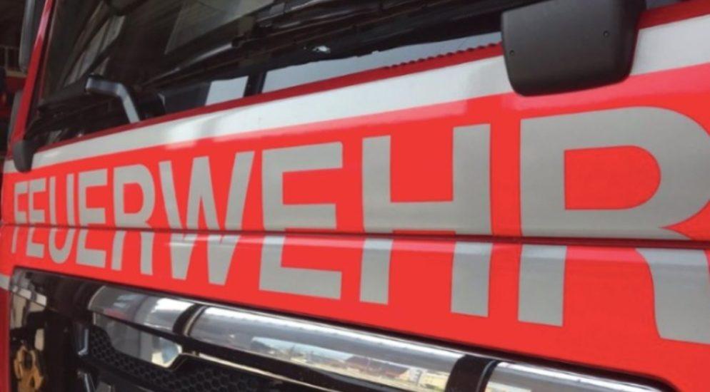 Rickenbach bei Wil TG - Keller muss nach Akku-Brand entlüftet werden