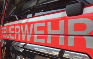 Starkregen überflutet Liestal BL und fordert Feuerwehrkräfte