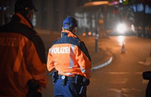 St. Gallen - Junger Mann fährt unter Alkoholeinfluss mit E-Trottinette