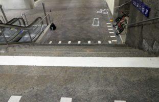 St. Gallen - 29-Jähriger stürzt am Bahnhof in die Unterführung