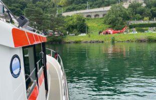 Mann nach Tauchunfall in Walchwil in Spezialklinik geflogen