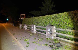 Zug - Junglenker baut heftigen Verkehrsunfall