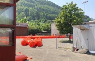 Kanton AG - Achtung vor Flutwellen an Gewässern