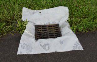 Gewässerverschmutzung in Muolen SG