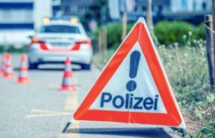 Führerflucht nach Kollision in Basel