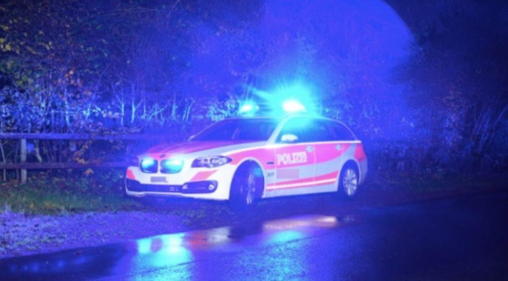 Muttenz BL: Schwerverletzte aufgefunden