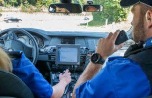 A2 Emmenbrücke LU: LKW-Fahrer fährt über 38 Stunden mit kaum Pause durch