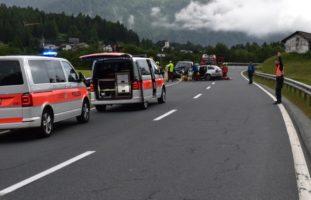 Maloja GR: Crash fordert Todesopfer