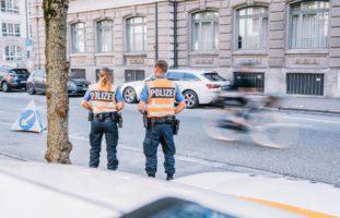 St. Gallen - Fahrunfähiger Motorradfahrer mit zweiter Person unterwegs