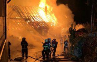 Scheunenbrand in Rumisberg BE aufgeklärt