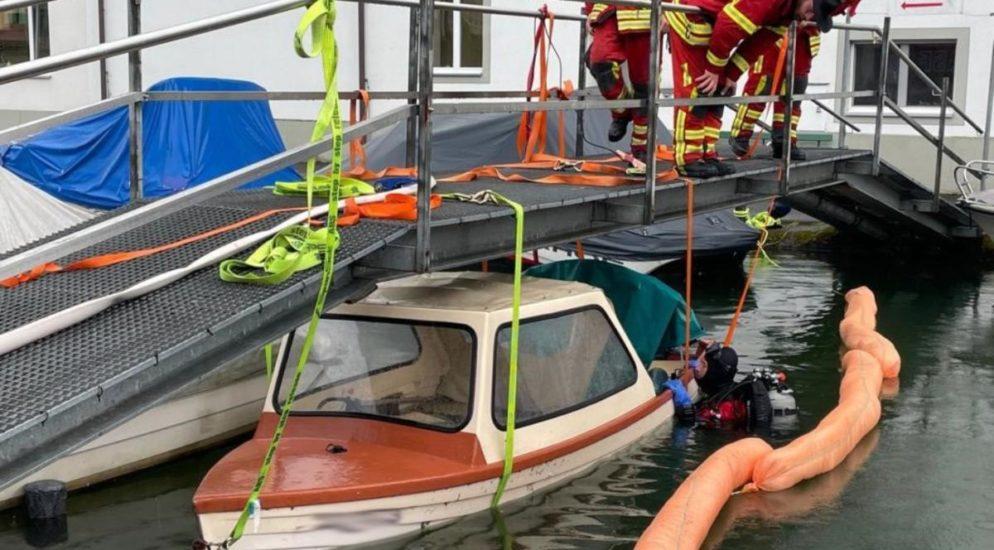 Schwyz: Hochwassersituation bleibt angespannt