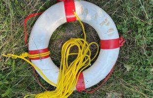 Schwimmen, Baden und Befahren in und auf der Limmat verboten