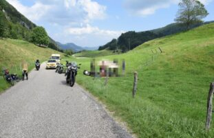 Motorradlenker bei Unfall in Ramiswil SO verletzt