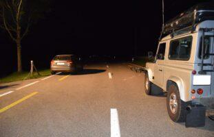 Mofalenkerin (15) bei Unfall mit Auto in Waldstatt AR verletzt