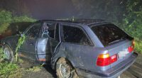 Junger BMW-Lenker verursacht Unfall in Bözberg AG