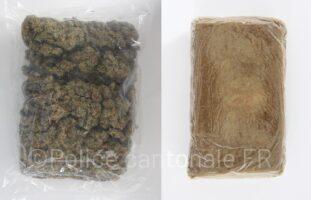 Drogenfund bei Verkehrskontrolle in Vuisternens-devant-Romont FR