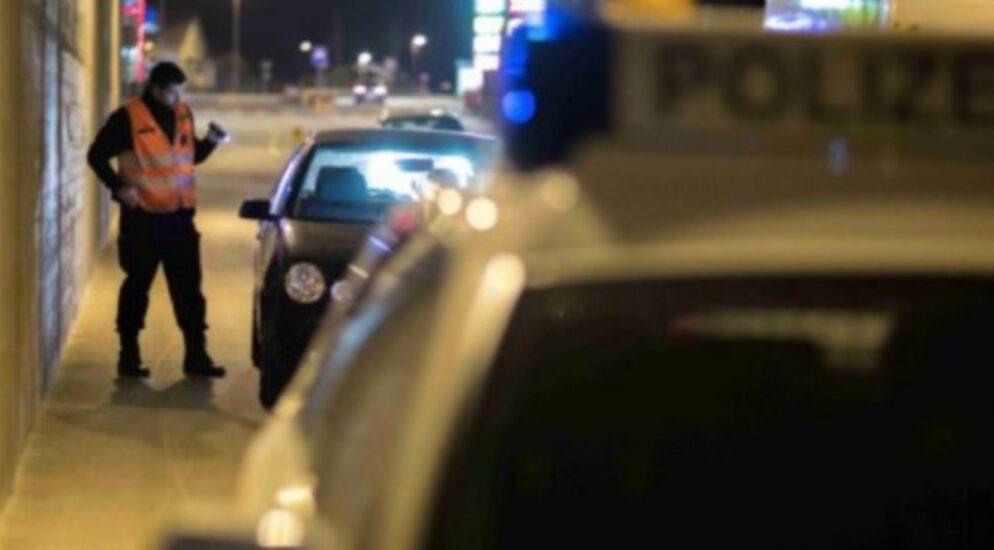 Kanton Schwyz: Vier Verkehrsteilnehmer angehalten
