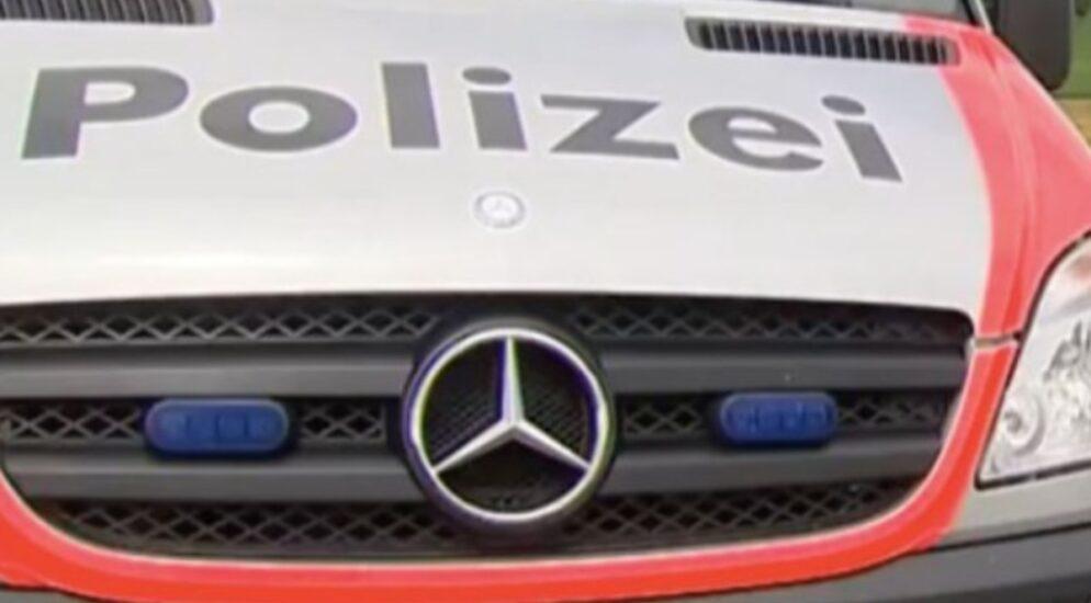 25-jährigen Sprayer im Kanton Schwyz ermittelt