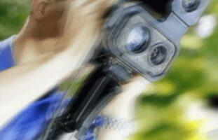 Rosshäusern: Motorrad mit 128 km/h in 60er-Zone gemessen